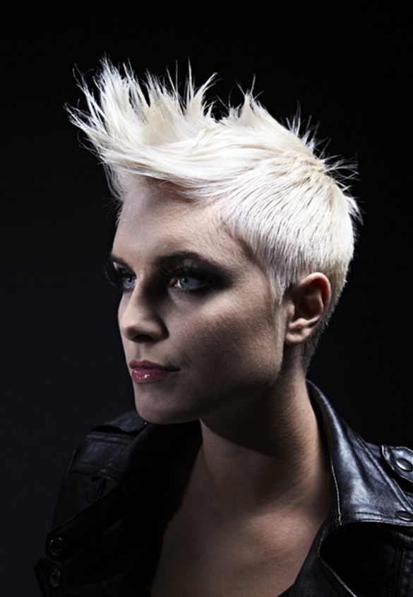 Our stylists create your cutting edge cuts and styles